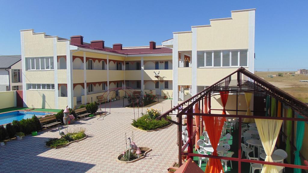 Отель Якорь в Крыму